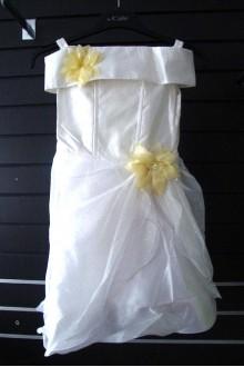 Бальное платье к Новому году для девочки