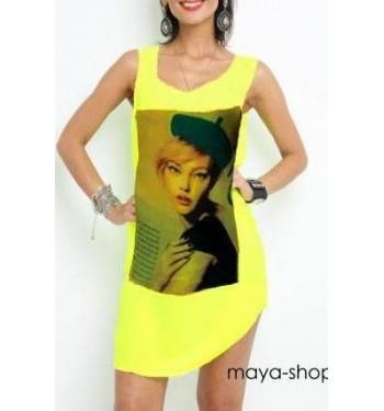 Платье-туника 3498
