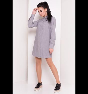 Платье-рубашка 7268