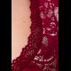 Платье Лук 7254 марсала