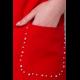 Платье Бонер 7257 красное