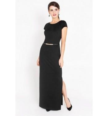 Платье 52000532 черное