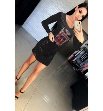 Туника платье женская 4682