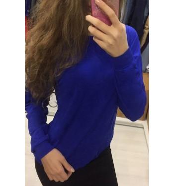 Кофта женская 7225 синяя