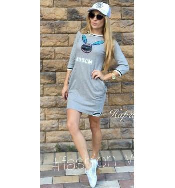 Туника-платье 6087