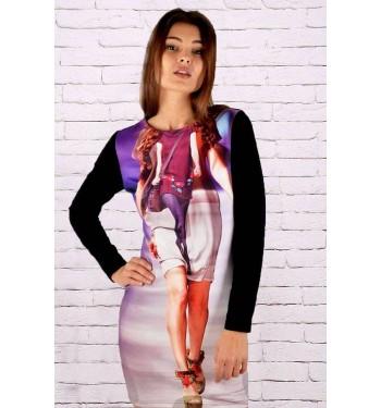 Платье 4491-1