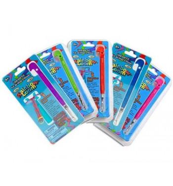 Детский набор для вязания браслетиков из резиночек MINI LOOM