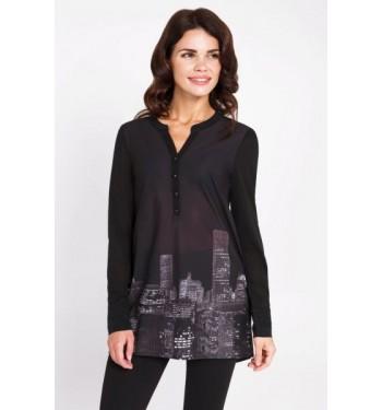 Рубашка 51000101 черная