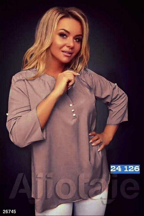 Блузка женская. Ткань лайт.