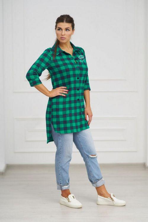 Купить женскую рубашку