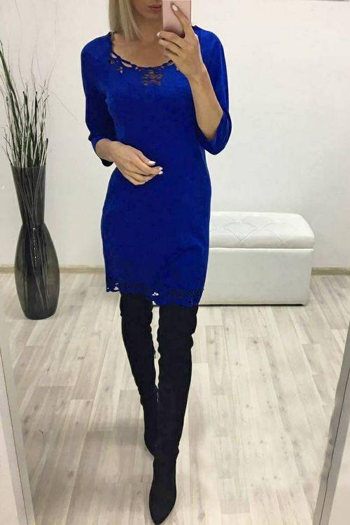Купить замшевое платье недорого