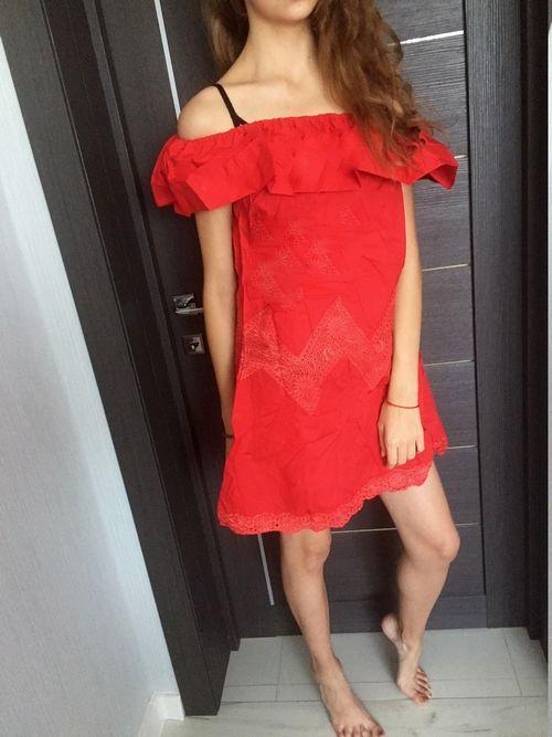 купить платье на акции